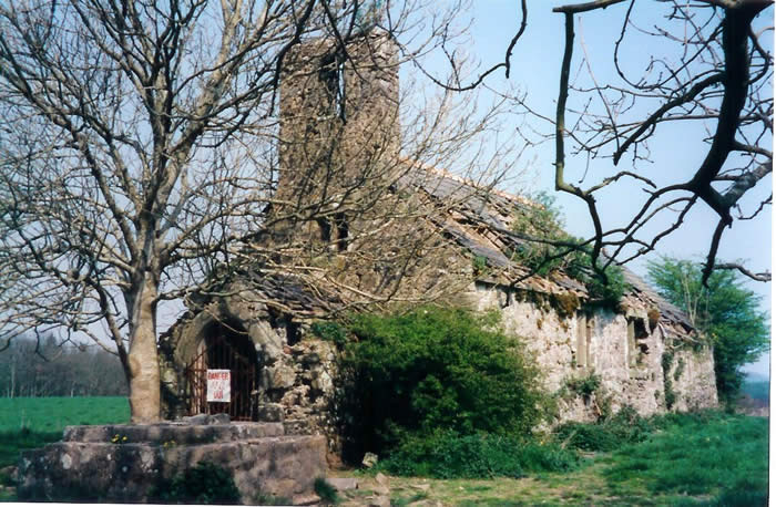 Mounton chapel