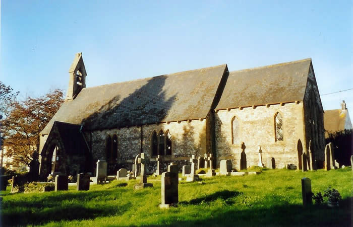 StJohns church